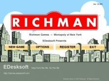 Download game laptop : Richman Monopoly
