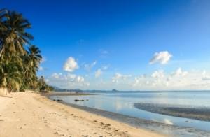 Puisi tentang alam : keindahan pantai