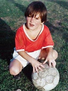 Messi cilik