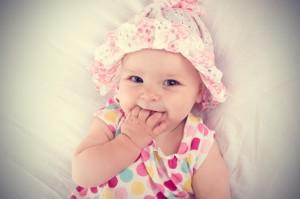Nama anak perempuan : Beatrice/berbagi kebahagiaan