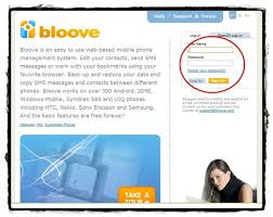 Cara menyadap SMS menggunakan Bloove