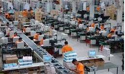 Dalam sektor produksi, tenaga kerja mendapatkan imbalan gaji