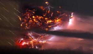 Letusan gunung berapi Chaiten, Chili