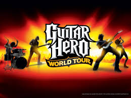 Download game laptop : guitar hero world tour