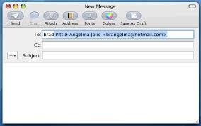 Email dapat digunakan untuk mengubungi artis idola Anda
