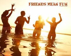 Persahabatan yang kuat mengalahkan masalah apapun