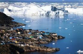 Pemandangan menyedihkan akibat pemanasan global