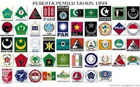 Partai politik di era reformasi 1998 membengkak menjadi 48 dari asalnya hanya 3 parpol di masa orde baru