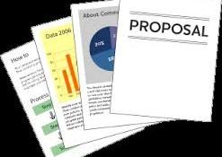 Cara membuat proposal yang baik dan benar