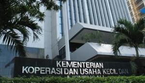 Gedung Kementerian Koperasi dan UKM, Jakarta