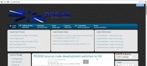 web pcsx2