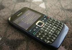 Ponsel Nokia E63